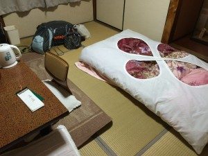 寝心地良かったよ。暖かいのですが、それなりに寒く、行火もホットカーペットも有効でした。